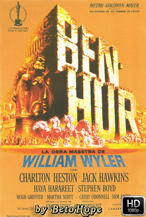 Ben-Hur [1080p] [Latino-Ingles] [MEGA]
