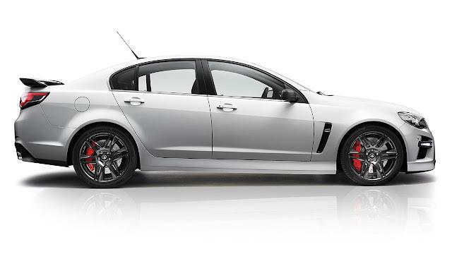 Vauxhall New 576BHP VXR8 side
