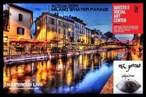 cosa fare a milano gratis nel weekend: Water Parade