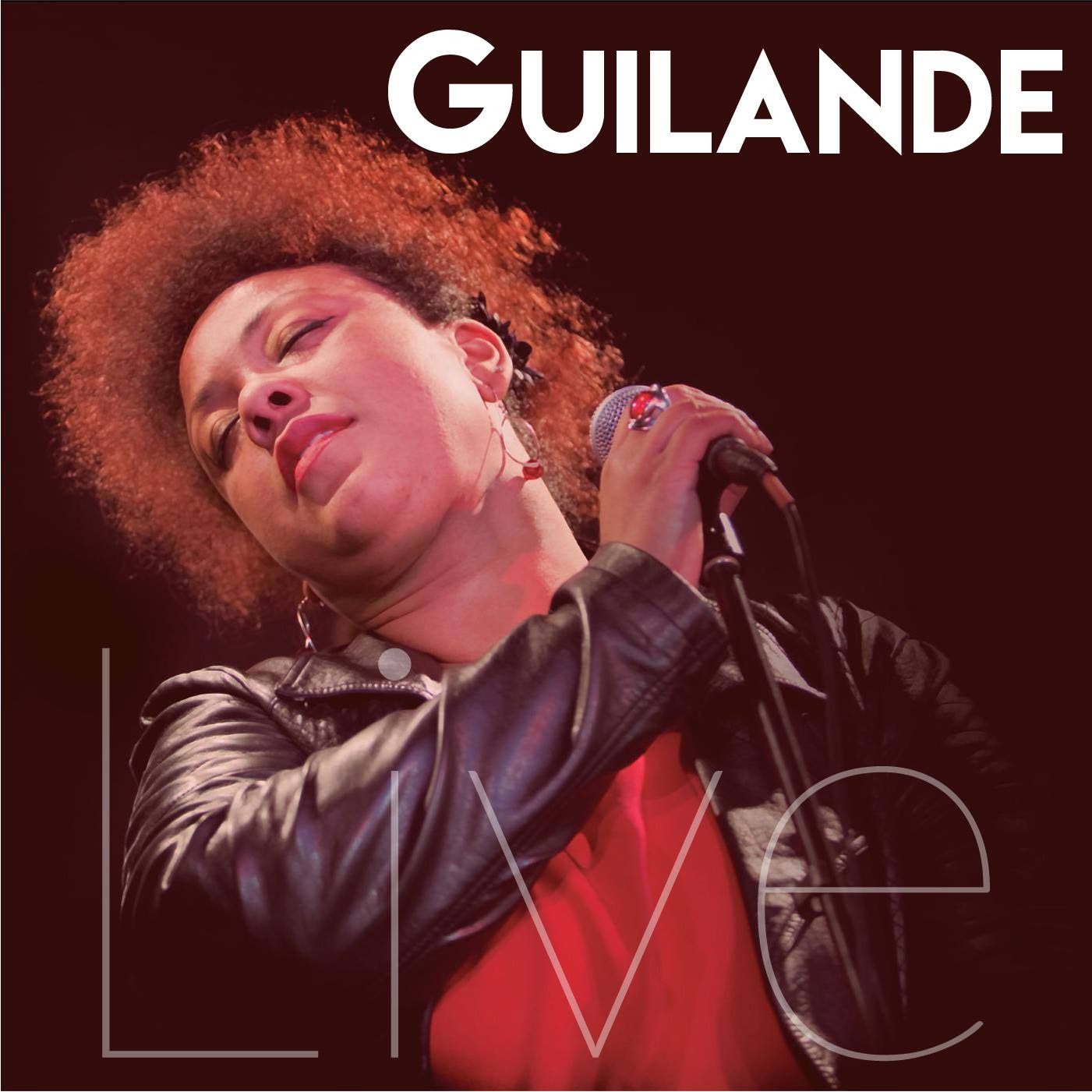 Guilande - Live Label: AWAL Release Date: 10 september 2018