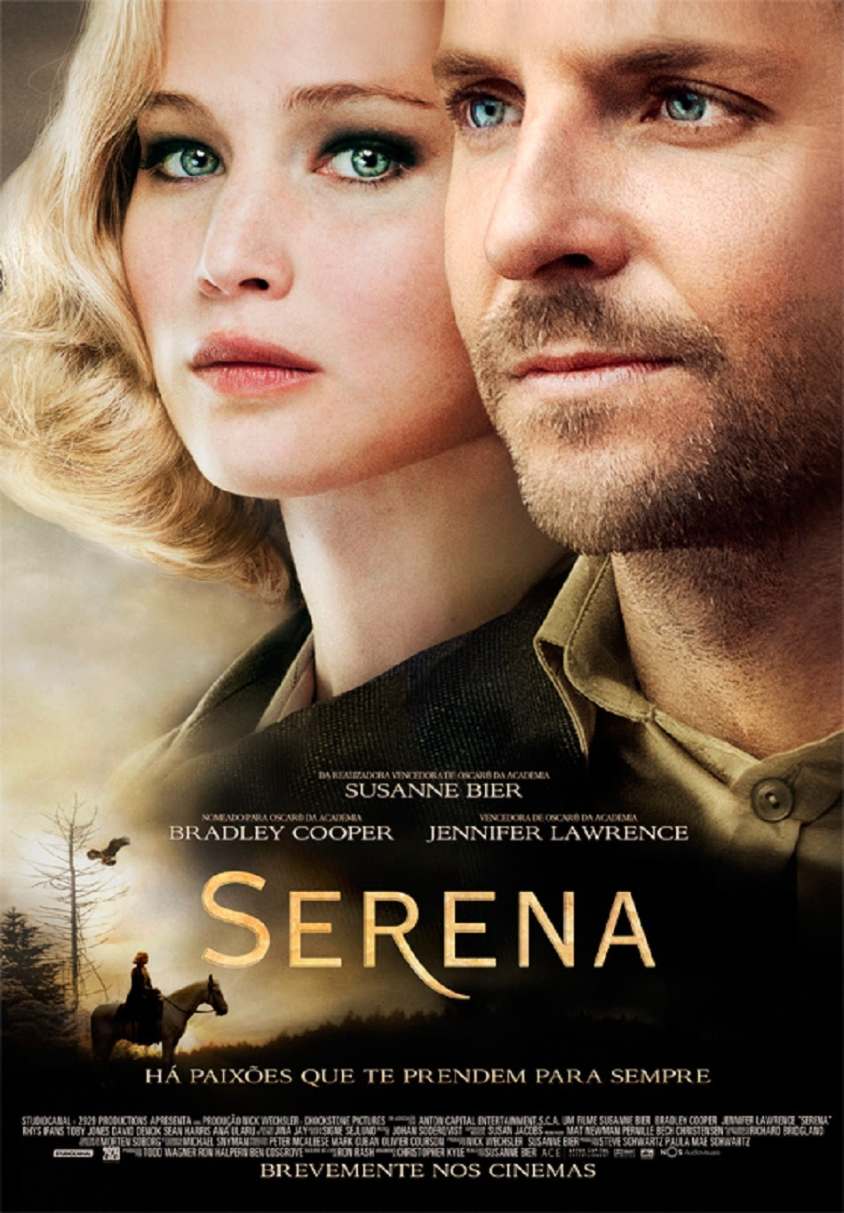 Serena – Dublado (2014)