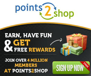 Click here to Sign up to Points2shop!
