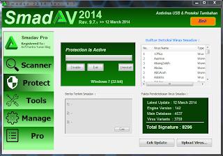 Smadav Pro 2014 Rev 9.7.1