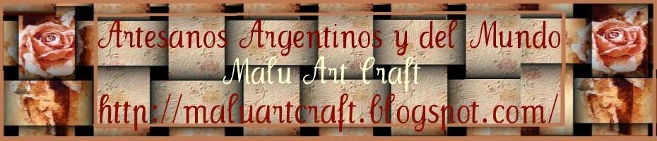 ARTESANOS ARGENTINOS Y DEL MUNDO