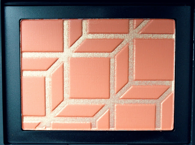 NARS Pierre Hardy Rotonde Blush, NARS Limited Edition Pierre Hardy Collection, UK Beauty Blog, Couture Girl Blogspot, NARS Blush Review