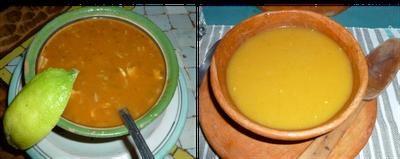 image Découvertes culinaires du Maroc : soupes