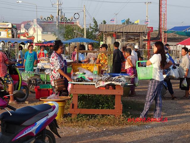Street Market, Bang Ta Boon