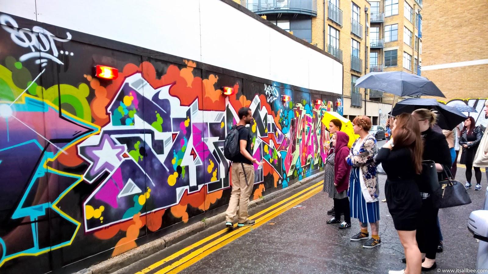 east london street art map rome - photo#18