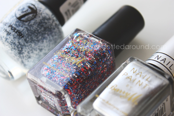 Barry M Jewel Britannia nail polish