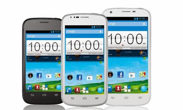 """الشركة الصينية الشهيرة ZTE تكشف عن 3 هواتف """"أندرويد"""" ذكية جديدة"""