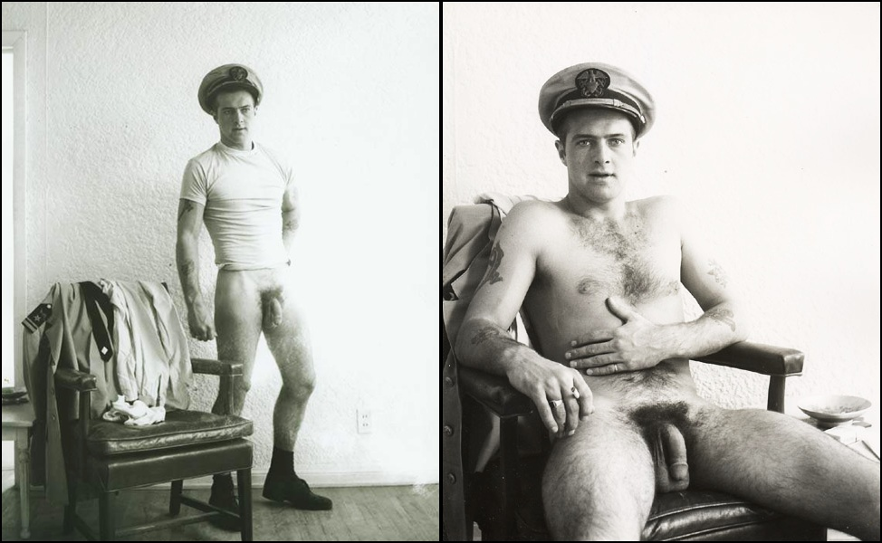 Gay nude naked german soldier
