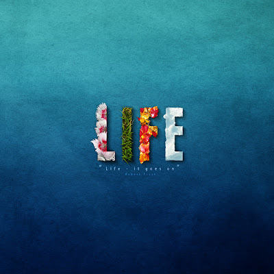 Life iPad Wallpaper