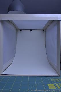 Anleitung Tutorial Table Top Studio selber bauen