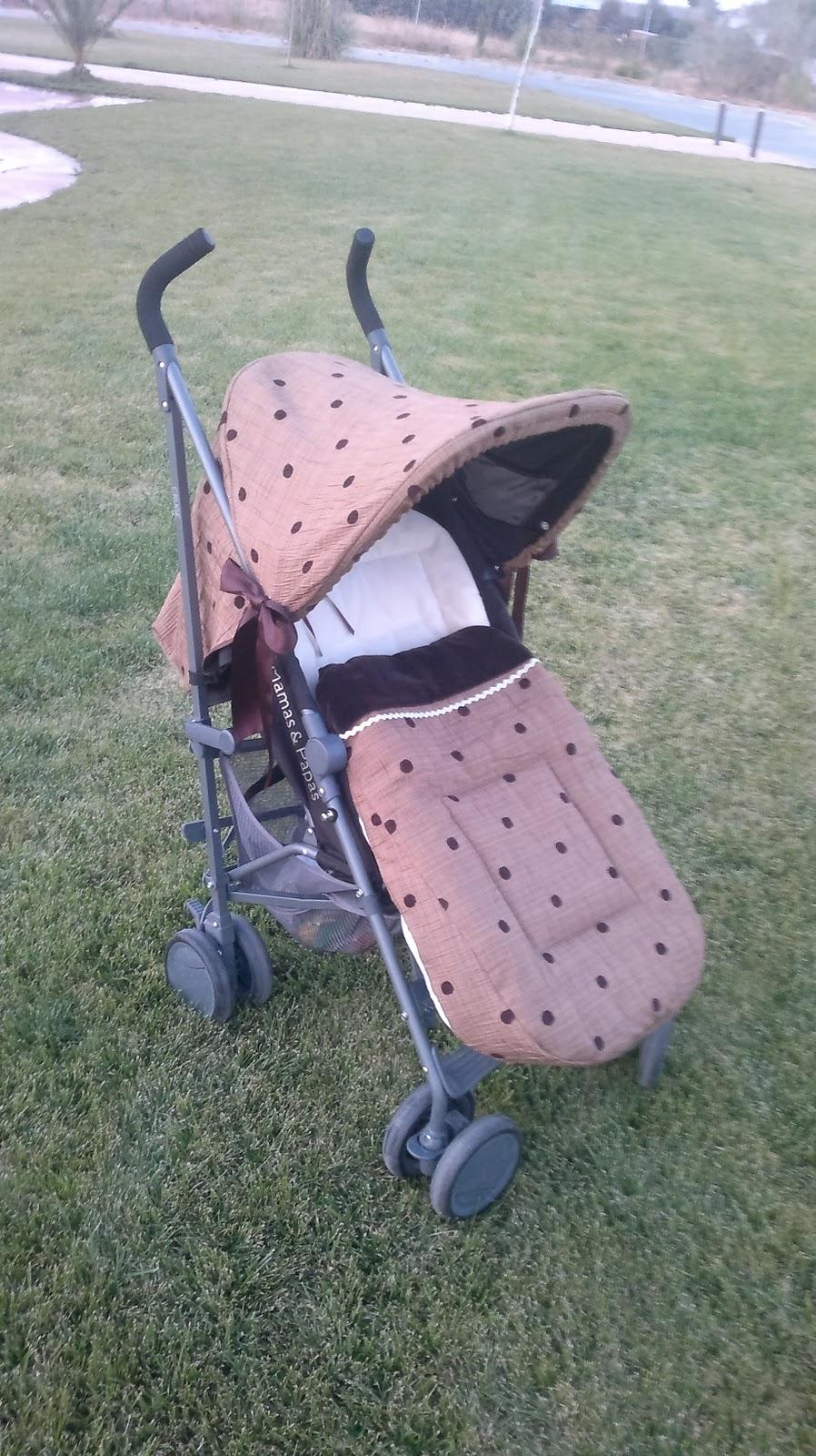 Caramelos baby nueva vestidura para sillas de paseo - Funda silla paseo ...