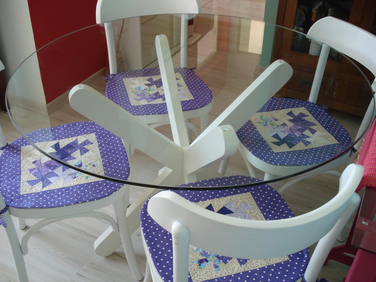 Pano pra que te quero?: Almofadas para Cadeira #5E2422 1600x1200