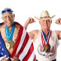 2 Senior Olympic Champions