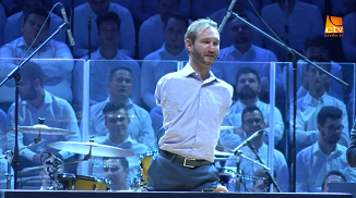 Credo TV LIVE: NICK VUJICIC