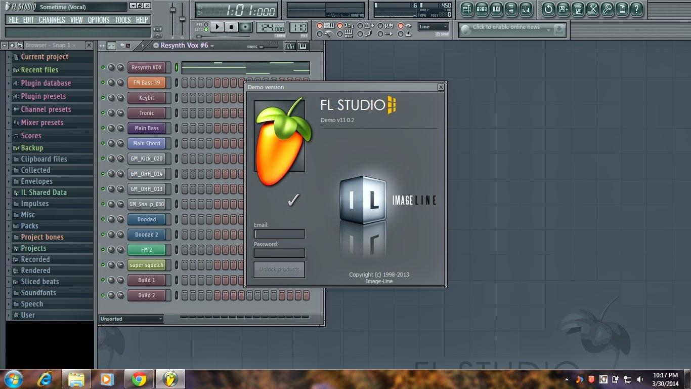 FL Studio 20.1.2 Build 887 / 20.5.0 Build 1090 Beta