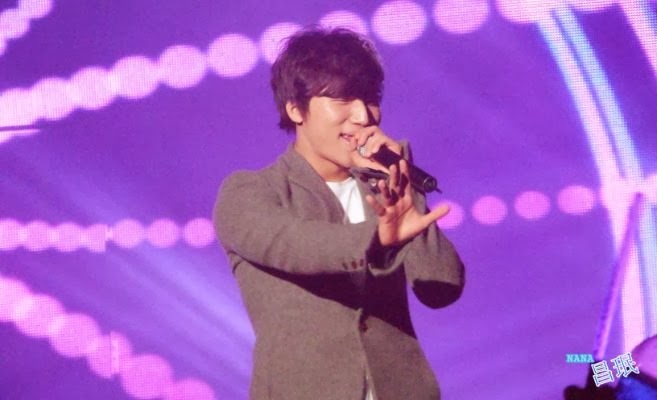 Daesung at Stay G Concert