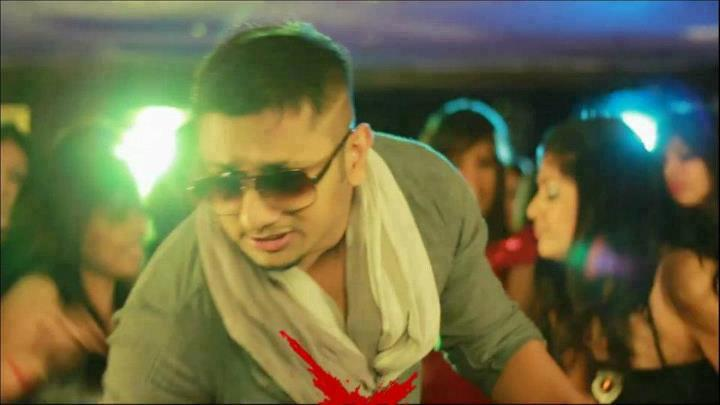 Hairstyle Yo Yo Honey Singh
