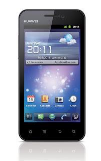 Huawei Honor U8860 ominaisuudet
