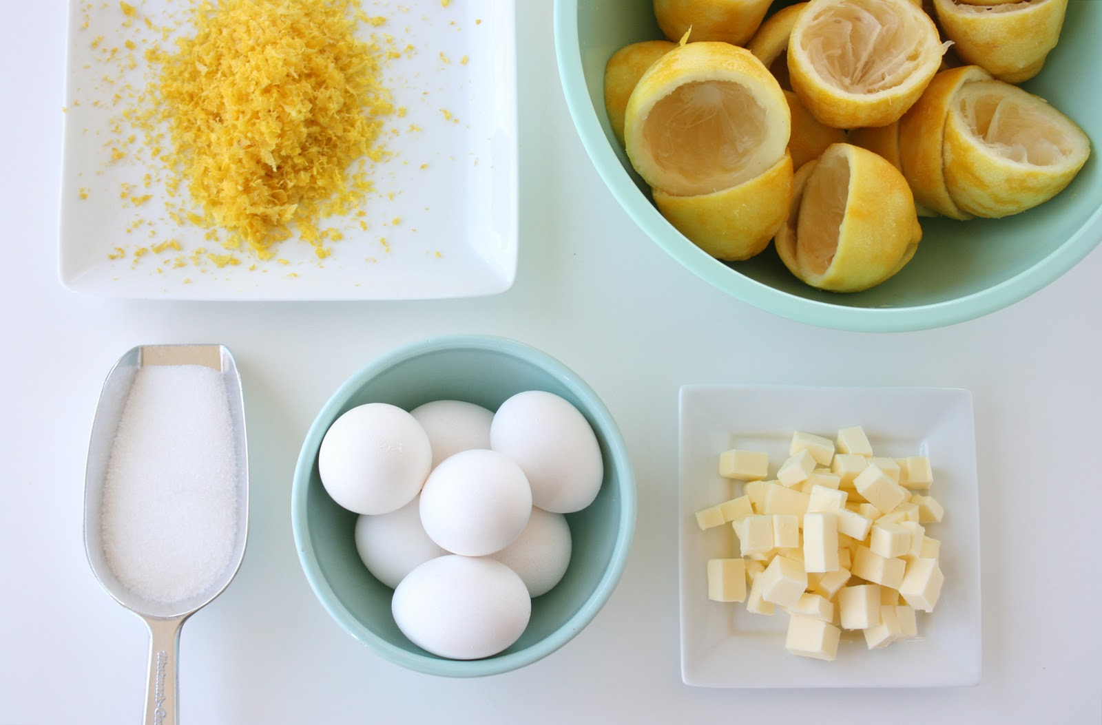 how to make lemon curd thicken