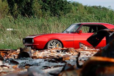 Camaro 68 Rebaixado
