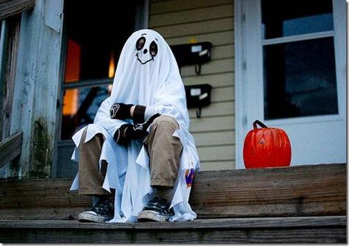 Disfraces caseros para halloween construccion y - Disfraz halloween casero ...