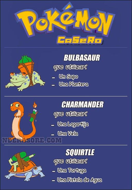Pokemon casero