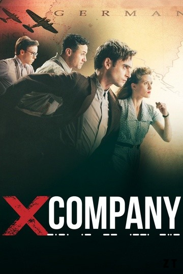 X Company - Saison 3 [Streaming] [Telecharger]