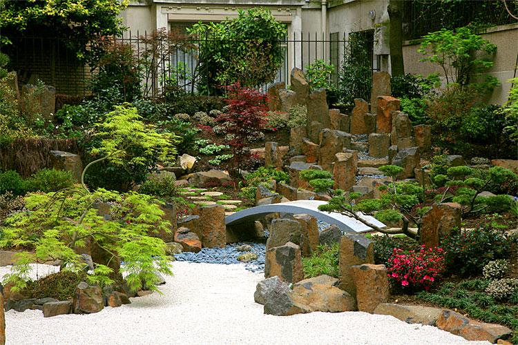 Paradis express erik borja - Jardin japones pequeno ...