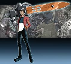 Generator Rex Animated Cartoon