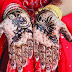 Party Mehndi Designs For Girls