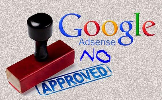 Cara Menyikapi Diri Saat Ditolak Google Adsense