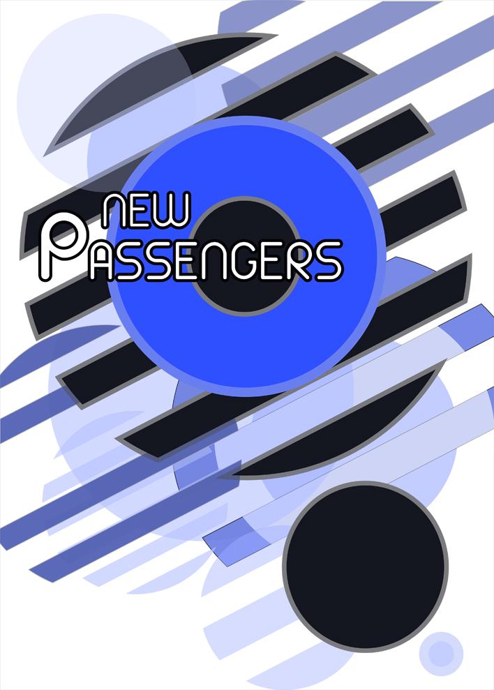 NUEVOS DISEÑOS PARA POSTER DE CONCIERTO DE NEW PASSENGERS