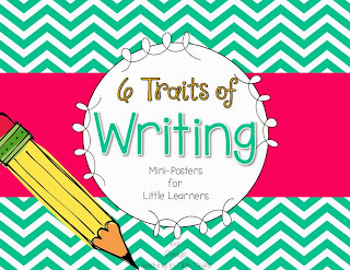 http://www.teacherspayteachers.com/Product/6-Traits-of-Writing-Mini-Posters-for-Little-Learners-834483
