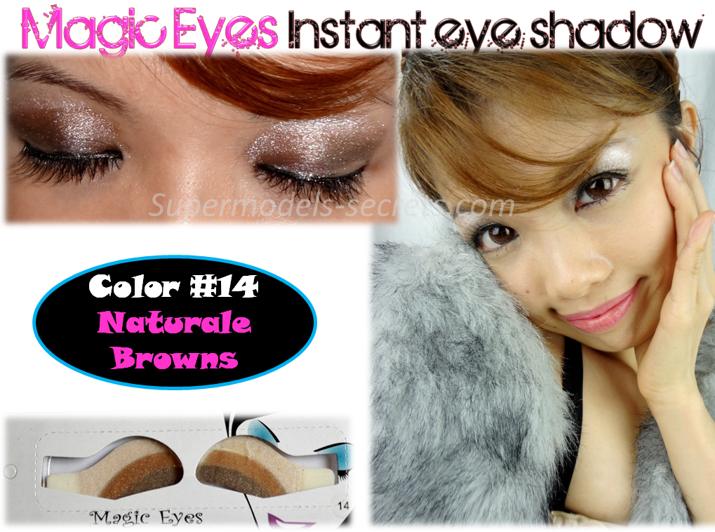Supermodels Secrets Beauty Blog: Brand new smokey eye shades with ...