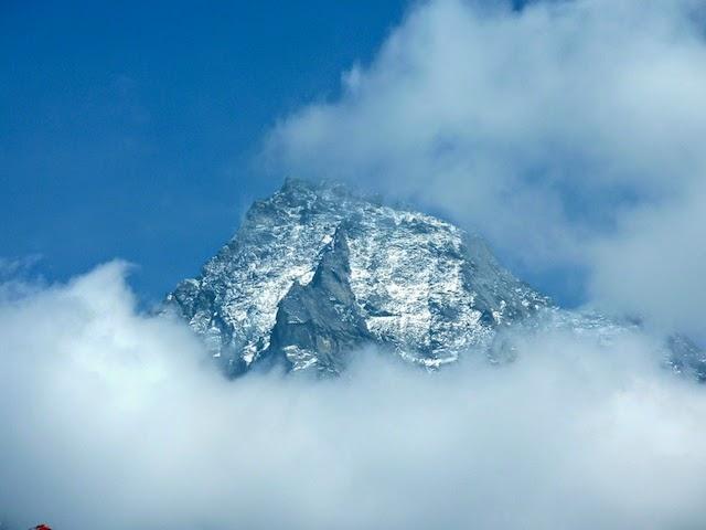 Holiday Nomad's Everest Base Camp Trek Day 4