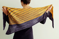 Different Lines shawl