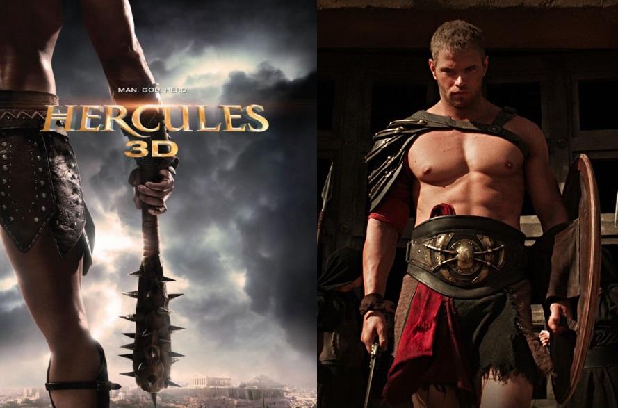 hercules 3d movie starring kellan lutz teaser trailer
