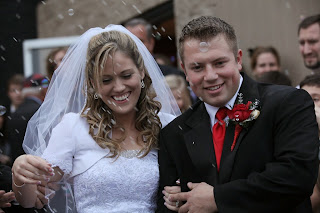 Zach Bates And Whitney Perkins Wedding