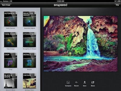 El editor de fotografía Snapseed ya está disponible para Android