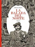 'La balada del Norte' de Alfonso Zapico