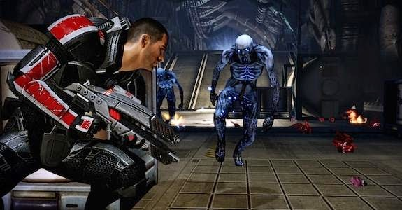 Mass Effect 2 PC game crack Download