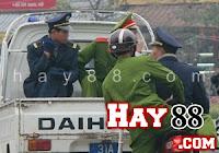 Đoạn băng ghi âm công an chửi bới người dân | hay88.com