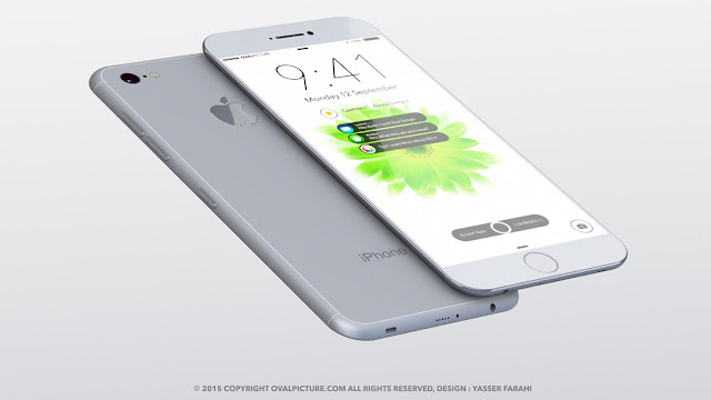 'Iphone 7' thickness it is likely that iPod Touch