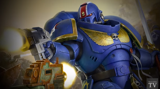 New Space Marines Revealed: