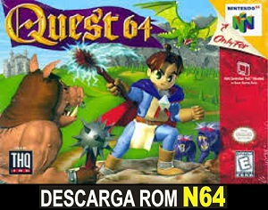 Quest 64 64 ROMs Nintendo64