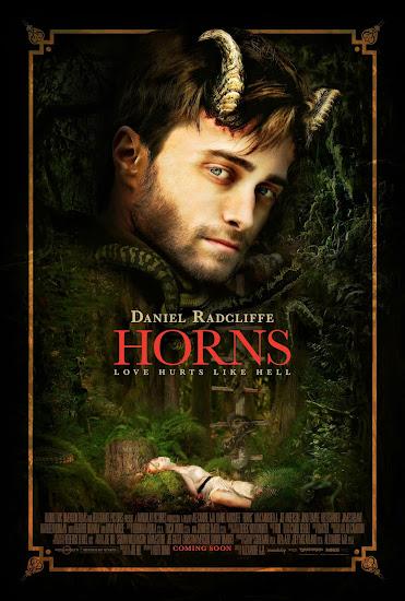 Primeiro pôster oficial do suspense 'Horns', com Daniel Radcliffe, é divulgado | Ordem da Fênix Brasileira