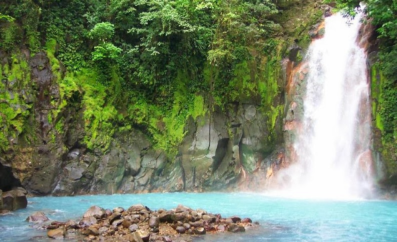 World Visits: Trip To Costa Rica Waterfalls Cool Review
